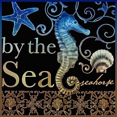 Photograph - Seahorse By The Sea by Patricia Urato