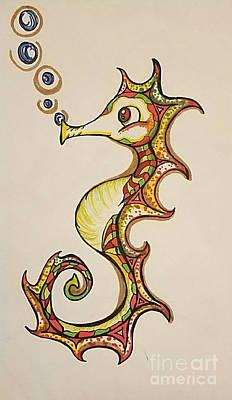 Seahorse Of Course Original