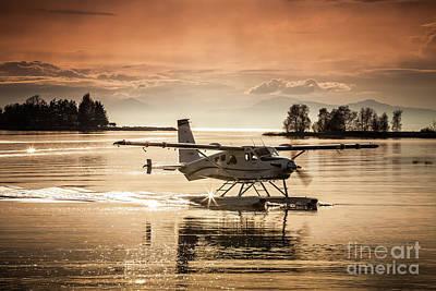 Photograph - Seair Beaver 1 by Rastislav Margus
