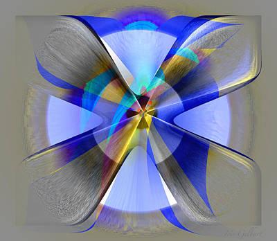 Digital Art - Seaman by Iris Gelbart