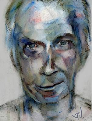 Painting - Sean Cronin by Jim Vance