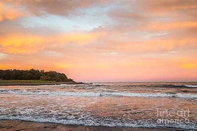 Photograph - Seapoint Sunset by Susan Cole Kelly