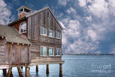 Photograph - Seaport Village by Kelly Wade