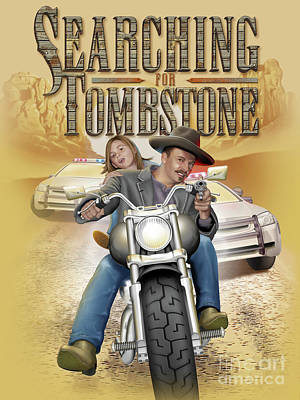 Searching For Tombstone Poster Original