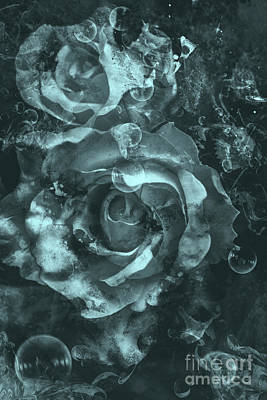 Floral Abstract Photograph - Seas Of Forgotten by Jorgo Photography - Wall Art Gallery