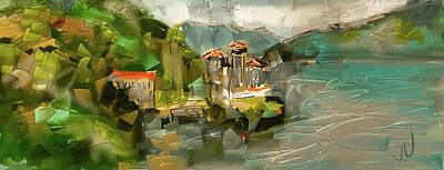 Digital Art - Seascaoe by Jim Vance