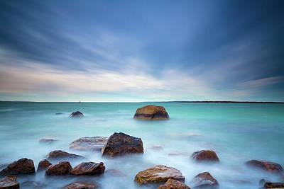 Photograph - Seascape 1 by Brian Hale