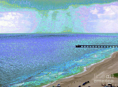 Photograph - Seascape 1003 by Corinne Carroll