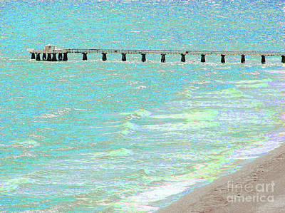 Photograph - Seascape 1004 by Corinne Carroll