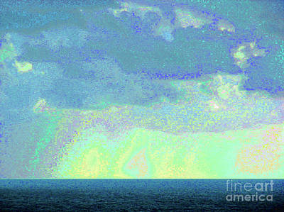 Photograph - Seascape 1005 by Corinne Carroll