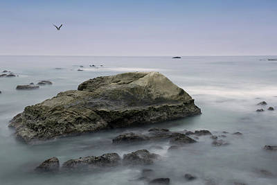 Photograph - Seascape 6266 by Don Spenner