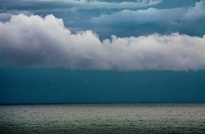 Photograph - Seascape Abstract, Florida by Yuri Lev
