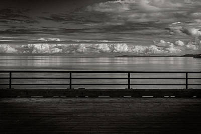 Photograph - Seascape by Bud Simpson