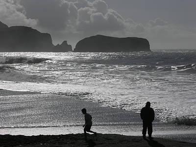 Seascape -cronkite Beach California Original
