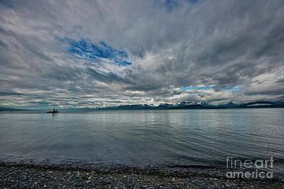 Photograph - Seascape by David Arment
