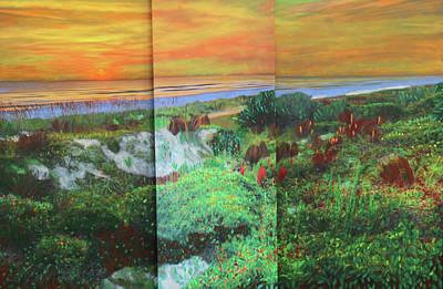 Painting - Seascape by Deborah Boyd