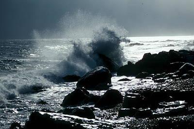 Photograph - Seascape by Douglas Pike