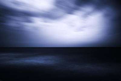 Photograph - Eerie Seascape by Fabrizio Troiani