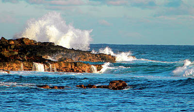 Photograph - Seascape by Frank Wilson