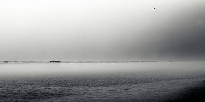 Bay St. Louis Ms Wall Art - Photograph - Seascape Gulf Coast H10g by Otri Park