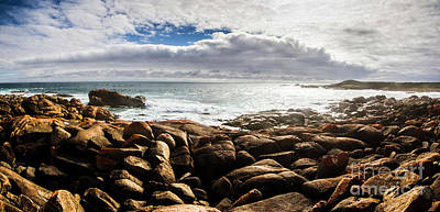Beach Royalty-Free and Rights-Managed Images - Seascape in harmony by Jorgo Photography - Wall Art Gallery