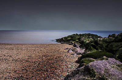 Seascape Art Print by Martin Newman