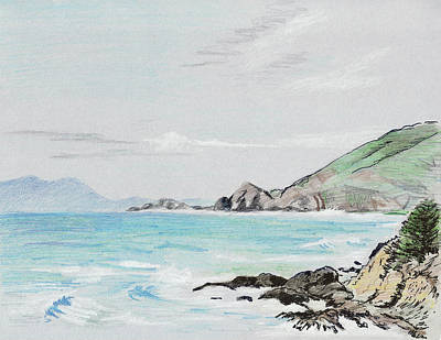 Seascape Original by Masha Batkova