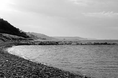 Photograph - Seascape Of Italy - Fossacesia Abruzzo by Andrea Mazzocchetti