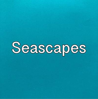 Painting - Seascapes Logo by Darice Machel McGuire