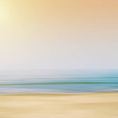 Digital Photograph - Seashore by Wim Lanclus