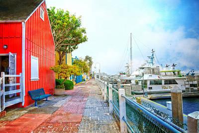 Photograph - Seaside Charm by Lynn Bauer