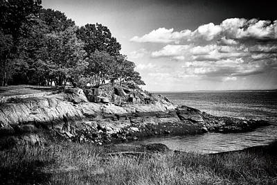Long Island Photograph - Seaside Cliffs by Jessica Jenney