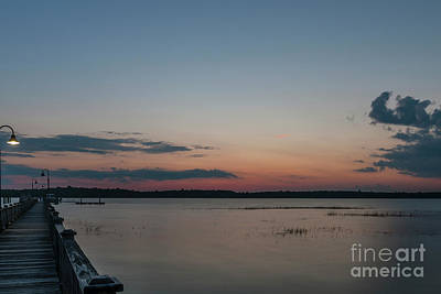 Photograph - Seaside Glow by Dale Powell