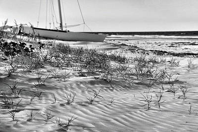 Photograph - Seaside Hobie by Ben Prepelka