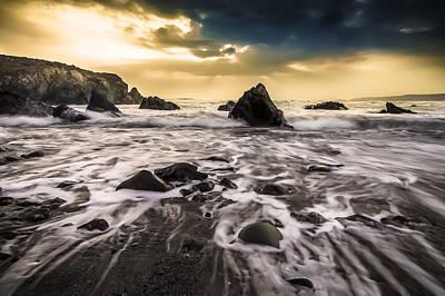 Photograph - Seaside L/r by Michael Damiani
