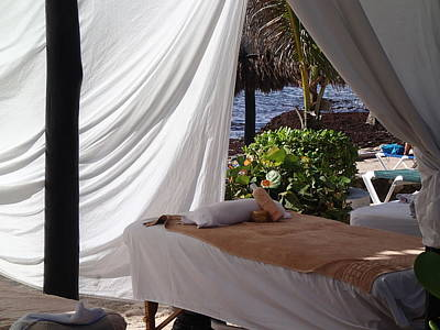 Photograph - Seaside Massage by Lois Lepisto