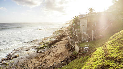 Puerto Rico Photograph - Seaside by Michael Weber