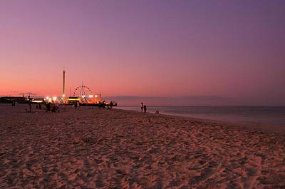 Photograph - Seaside Park I - Jersey Shore by Angie Tirado
