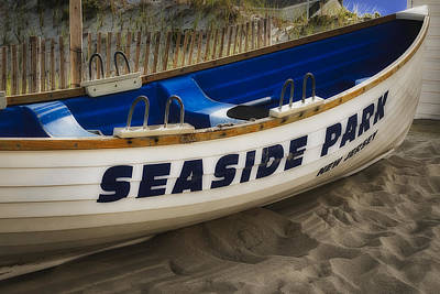 Photograph - Seaside Park New Jersey by Susan Candelario