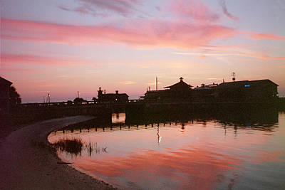 Belinda Landtroop Photos - Seaside Pink by Belinda Landtroop