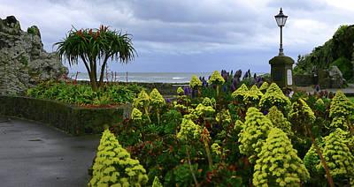 Photograph - Seaside Scene by Nareeta Martin