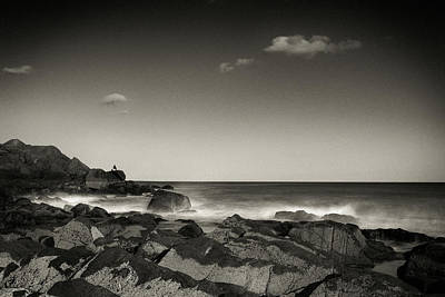 Photograph - Seaside Solitude by Brian Hale