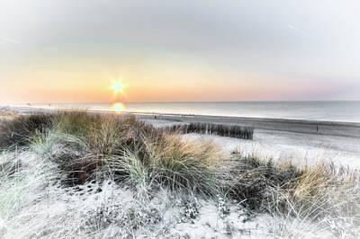 Photograph - Seaside Sunday by Nadia Sanowar