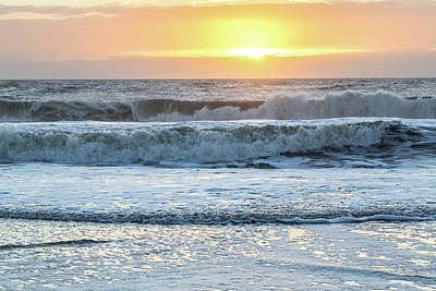 Photograph - Seaside Sunrise by Penny Meyers