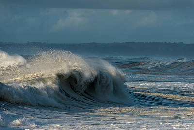 Photograph - Seaside Today by Robert Potts