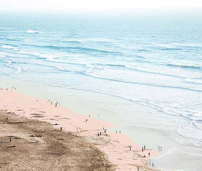 Photograph - Seaside by Uma Gokhale
