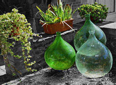 Digital Art - Season For Growth by Laurel D Rund