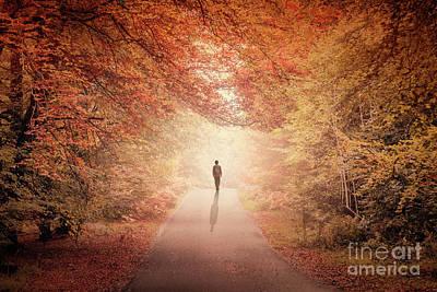 Emo Photograph - Season Of Hollow Soul by Evelina Kremsdorf