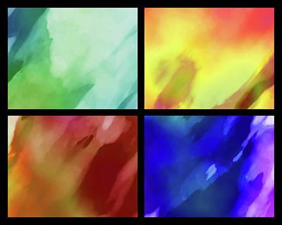 Digital Art - Seasons by Bruce