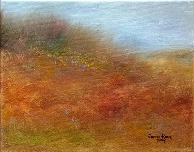 Painting - Seasons Change by Judith Rhue